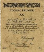 Maison Prunier Cognac Xo 750ml