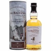 Balvenie A Day Of Dark Barley 26 Year Old Single Malt Scotch 750ml