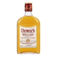 Dewar's - White Label Blended Scotch Whisky (375ml)