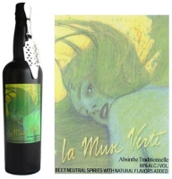 Distillerie Artez - La Muse Verte 750ml