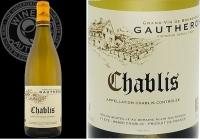 Domaine Alain Gautheron - Chablis 2017 750ml