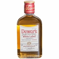 Dewar's - White Label Blended Scotch Whisky (200ml)