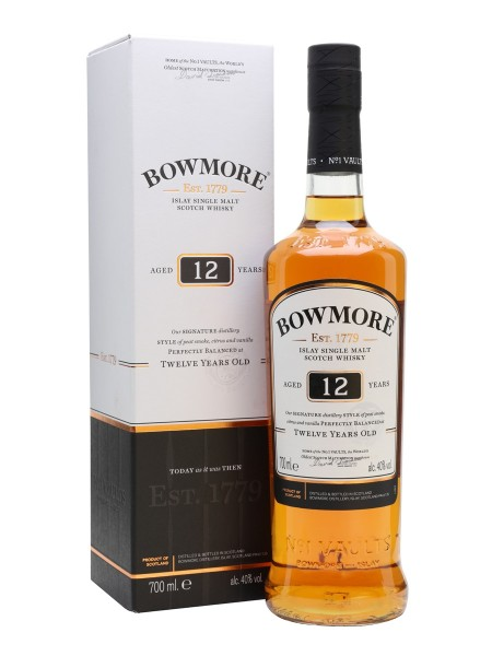 Bowmore - 12 Year Old 750ml