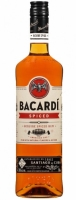 Bacardi - Oakheart Spiced Rum 750ml