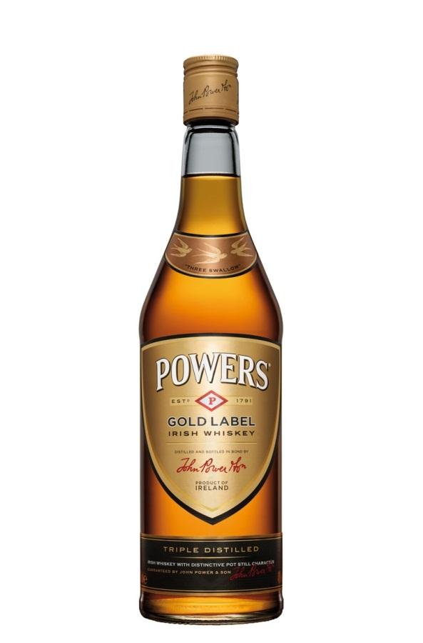 Powers - Gold Label Irish Whiskey 750ml