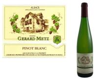 Domaine Gerard Metz - Pinot Blanc 2013 750ml
