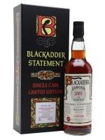 Blackadder - Statement Edition No. 13 Raw Cask 2001 Springbank 14 Year Old 750ml