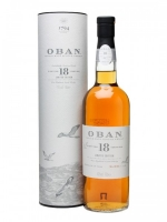 Oban - 18 Year Old 750ml