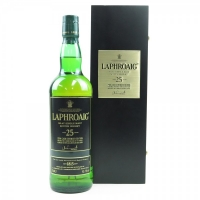 Laphroaig - 25 Year Old Cask Strength (2014 Release) 750ml