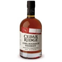 Cedar Ridge - Iowa Bourbon Whiskey 750ml