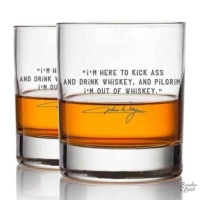 *John Wayne Whisky Glasses (2)