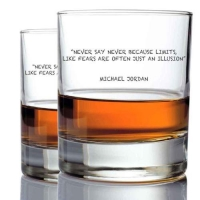 *Michael Jordan Whisky Glasses (2)