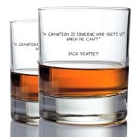 *Jack Dempsey Whisky Glasses (2)