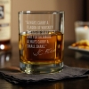 W.C. Fields - FAMOUS MEN OF WHISKEY ETCHED GLASS (1)   00ml