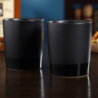 HAYWOOD CERAMIC WHISKEY TUMBLER SET OF 2 00ml