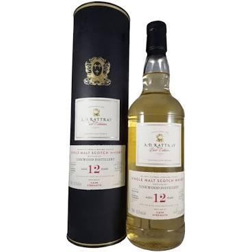A.D. Rattray - Cask Collection Croftengea 11 Year Old (2005) 750ml