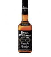 Evan Williams - Kentucky Straight Bourbon Whiskey 750ml