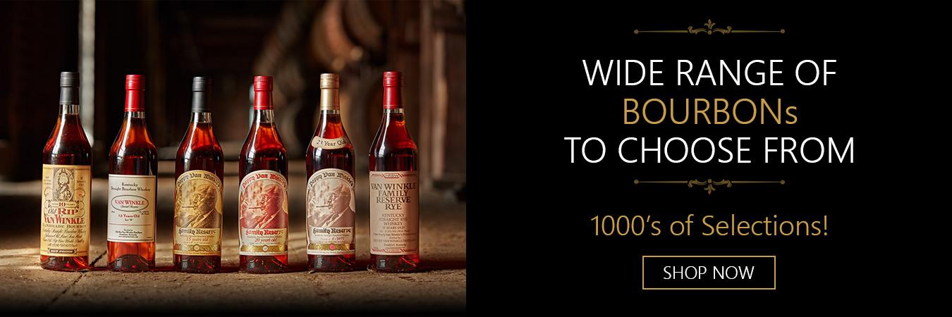 Shop Bourbon